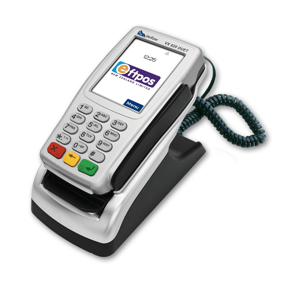 verifone VX820 alipay wechat pay
